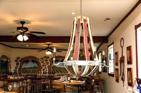 wooden wine barrel chandelier wooden wine barrel stave chandelier wine barrel stave chandelier wine barrel chandelier