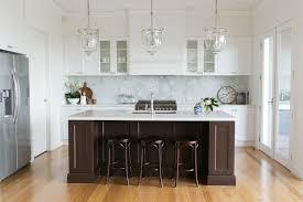 hampton kitchen island bench