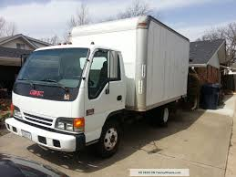 similiar gmc w3500 keywords 2001 gmc w3500 box trucks cube vans photo 2