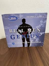 Bud Light Present Real Men Of Genius Commercials Bud Light Salutes Real Men Of Genius Cd Set Volume 1 2 3