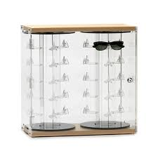 Optical Display Stands Rotary SunCase Eyewear Display Stands Optical Frame Displays 55
