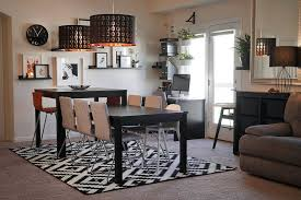 ikea the ikea home tour squad remodeled the dining room of china wheeler and jahmar webb