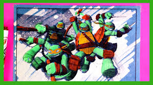 Small Picture Teenage Mutant Ninja Turtles Coloring Pages 07 by