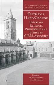 ceppa faith in a hard ground essays by gem anscombe  faith in a hard ground essays by gem anscombe 2005
