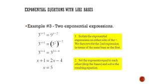 marvelous exponential equation example jennarocca sl