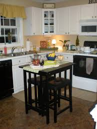 full size of small kitchen island dark wood table white countertop black chair stainless steel faucetdrawer