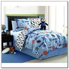 sports theme crib bedding colorful and contemporary baby bedding