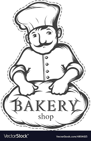 Baker Royalty Free Vector Image Vectorstock