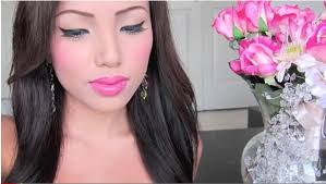 from you tutorial dope2111 she brings yet another gorgeous barbie doll like make up tutorial