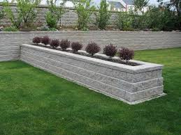 Small Picture Block Retaining Wall Design Manual Design Ideas