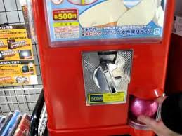 Underwear Vending Machine Japan Impressive Female Panties Gachagacha Machine In Japan YouTube
