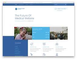 25 Free Doctor Website Templates With Neat Design 2019 Uicookies
