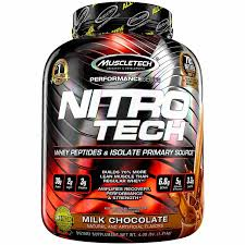 best overall muscletech nitrotech pure whey protein