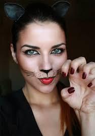 easy cat face makeup ideas