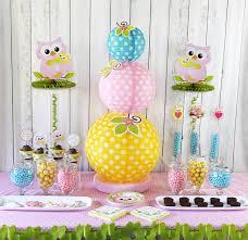 Baby Shower Ideas Owl Theme