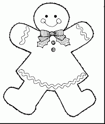 Small Picture superb gingerbread man coloring pages for kids with gingerbread