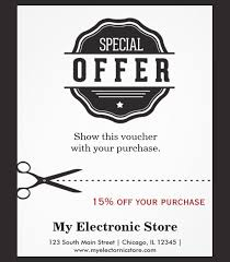 Special Offer Flyer 19 Coupon Flyer Templates Psd Indesign Free Premium