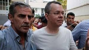 Rahip Brunson Serbest Bırakıldı! - Bugün Kocaeli Gazetesi