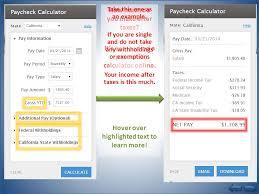 Easy Paycheck Calculator Madran Kaptanband Co