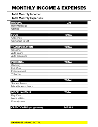 Monthly Income And Expenses Video 1 Monthly Income Expenses Spreadsheet Doverphila