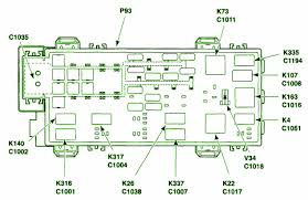 wiper run park relaycar wiring diagram 2005 ford ranger power supply junction fuse box diagram