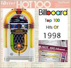 Billboard Hit Chart 2012 No 1 Billboard Hit 1998 One Mind Many Detours