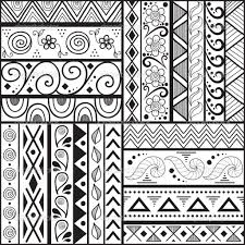 Pattern Drawing Custom Easy Patterns To Draw Cool But Easy Patterns To Draw Cool Easy
