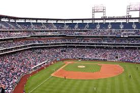 Phillies Field Seating Chart Philadelphia Phillies Pavilion Deck Seats