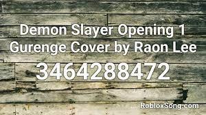 demon slayer opening 1 gurenge cover by