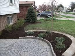 how to build a raised patio free concrete backyard