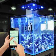 popular top quality wifi cob lens dimmable aquarium led lights 169w full spectrum for