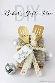 diy serving utensils and baker s gift idea clyclutter net