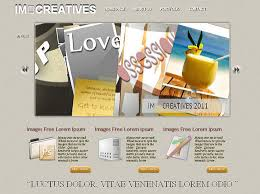 Free Html5 Website Templates Inspiration A New Collection Of Free HTML48 And CSS48 Templates Page 48
