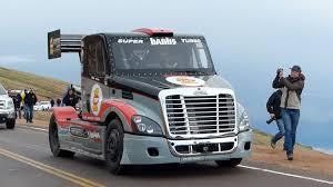 Pikes Peak Super-Turbo Semi Freightliner Race Truck Explained - The ...