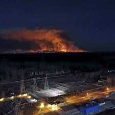 Chernobyl is a 2019 historical drama television miniseries that revolves around the chernobyl disaster of 1986 and the cleanup efforts that followed. Ukraine Wildfires Draw Dangerously Close To Chernobyl Site Chernobyl Nuclear Disaster The Guardian