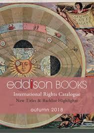Sefira Chart 2018 Eddison Books International Rights Catalogue Frankfurt