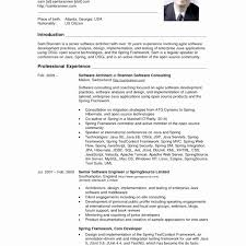 Updated Resume Templates Updated Resume Templates Template Formatting Lovely Download Proper 17
