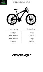 Buy Ridley Blast 26 2018 Cycle Online Best Price Deals