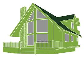 the a frame style home is reminiscent of a swiss chalet with stunning stylistic elements as well as functional design a frame house plans became popular in