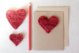Knitted Heart Pattern Awesome How To Knit A Valentine Heart Resilient Knitter