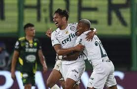 Palmeiras vence al local Defensa y Justicia en ida de Recopa | AP News in  Spanish