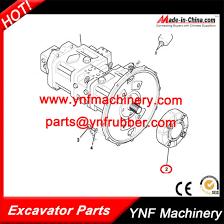 China Jcb Js220 Excavator Coupling For Jrj0213 Hydraulic