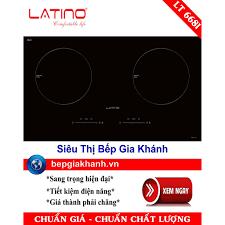 Bếp từ đôi Latino LT 668I
