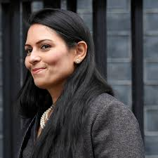 Priti Patel breaks cover to express 'regret' at resignation of top official  - Mirror Online