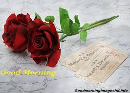 good morning flower images for her
