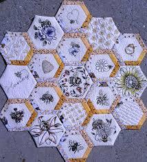 Honeycomb Quilt (Reno)- with Karen Rosselli &  Adamdwight.com