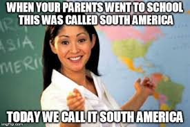 Unhelpful High School Teacher Meme - Imgflip via Relatably.com