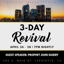 Church Revival Images Church 3 Day Revival Flyer Template Postermywall