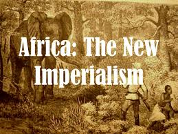 Slavery and Imperialism in Heartof Darkness     of China in Africa at an International Studies Colloquium  This event  will be held in Griffin   on Tuesday  October   th  from      p m  to       p m