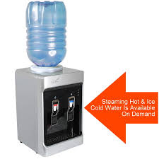 Hot And Cold Water Cooler Dispenser